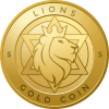LIONS GOLD COIN